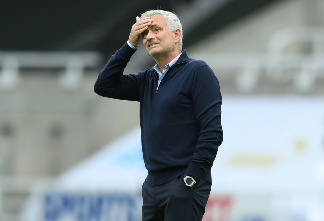 Sack race: Jose Mourinho cut from 33/1 to 8/1 second-favourite for first Premier League manager to leave