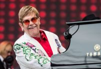 Elton John cut from 20/1 to favourite for Christmas Number One