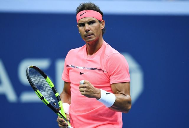 Punters pile into Nadal following Federer defeat