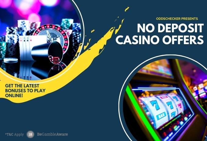 New No Deposit Casino UK Offers in August 2021