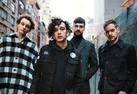 The 1975 favourites to win 2017 NME's Best Album award