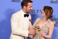 Oscar's odds shorten following La La Land's success at Golden Globes