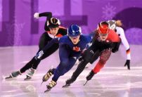 Elise Christie backed to win Sports Personality of the Year