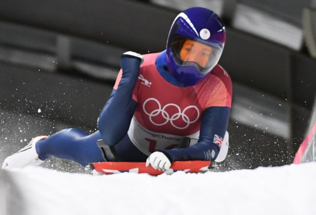 Double Olympic Champion Lizzy Yarnold the hot pick for 2018 Sports Personality