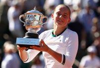 Ostapenko backed for Wimbledon success