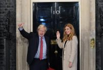 What will Boris Johnson and Carrie Symonds call their son? Latest baby name odds revealed