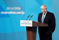 2019 favourite to be new Prime Minister Boris Johnson's exit date