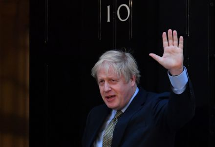Bye bye Boris? Punters back Boris Johnson to leave role as Prime Minister this year