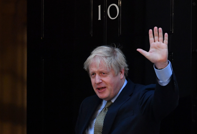 Odds cut on Boris Johnson's Prime Minister exit date being THIS YEAR