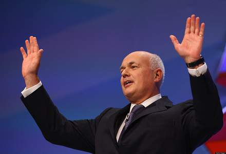 Duncan Smith turns to Eminem lyrics in Diane Abbott jibe