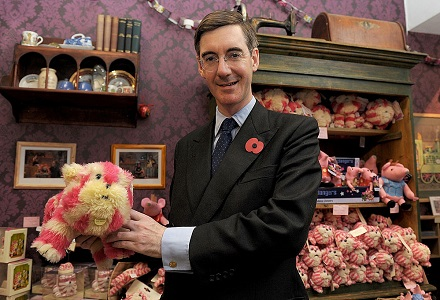 Jacob Rees-Mogg backed to be next Prime Minister