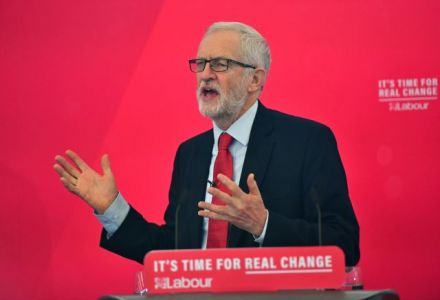 Jeremy Corbyn bookies' favourite to win ITV leaders' debate