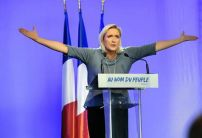 Le Pen dominating betting ahead of first round of presidential elections
