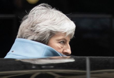 Odds on a 'No Deal' Brexit slashed amid chaos in parliament