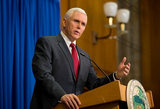 Mike Pence slashed from 300/1 to 25/1 to be the next US President