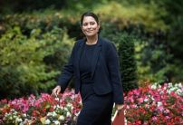 Priti Patel backed in to be next cabinet minister to leave