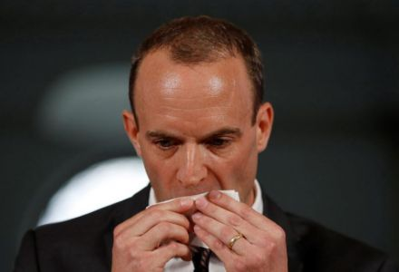 Dominic Raab shortened up to be next Prime Minister after resignation