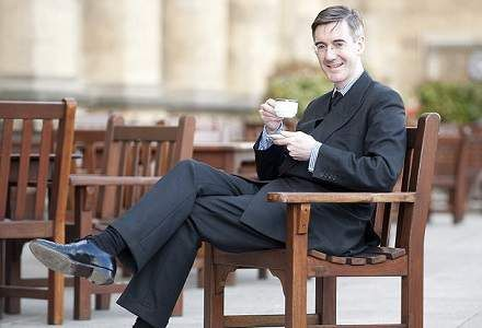 Jacob Rees-Mogg being backed to replace Theresa May as Conservative Leader