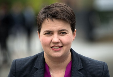 Ruth Davidson most popular pick for next Conservative Leader