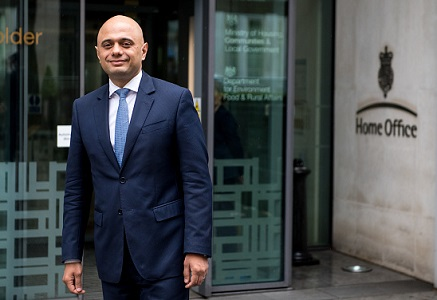 Sajid Javid odds crash for next Prime Minister after Home Secretary appointment