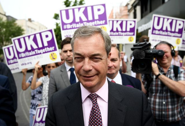Nigel Farage heavily backed for sensational return to politics