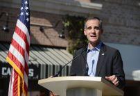 Mayor of LA Eric Garcetti encouraged to enter 2020 presidential race