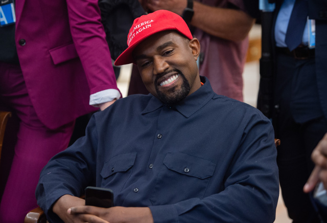 Kanye West as short as 40/1 in 2020 US Presidential Election market
