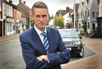 Gavin Williamson being backed to replace Theresa May as Prime Minister