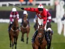 Flawless Becher Chase win sees Blaklion slashed for National