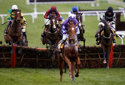 The punter vs the bookie: Bookmakers have another bad day at the office
