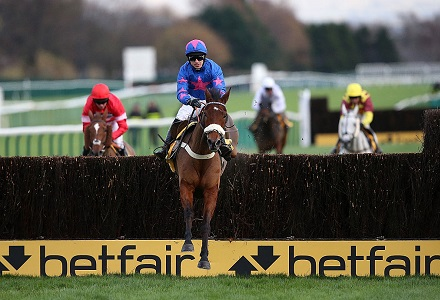 Punters torn between Cue Card and Bristol De Mai for Betfair Chase