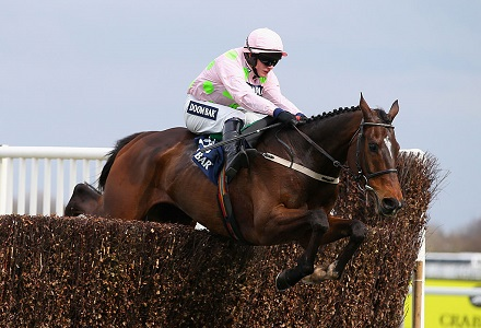 Douvan could cost bookies a pretty penny on first day of Punchestown Festival
