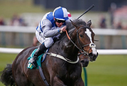 Eminent: Son of Frankel impresses to win Craven Stakes at Newmarket