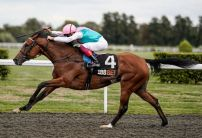 Enable wins the September Stakes at Kempton and has the Arc in her sights