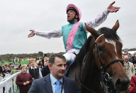 Enable confirmed for the Breeders' Cup: Odds tumble for further success