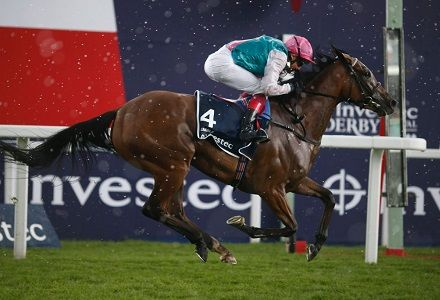 Enable new favourite for King George