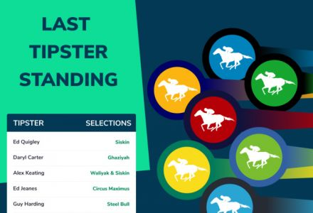 Betfair Exchange Goodwood Free Bet Streak: Last Tipster Standing Day Two