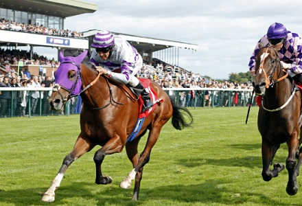 Scottish-trained Nakeeta being backed for Melbourne Cup glory