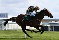Canyon pounces late to land Stayers' Hurdle