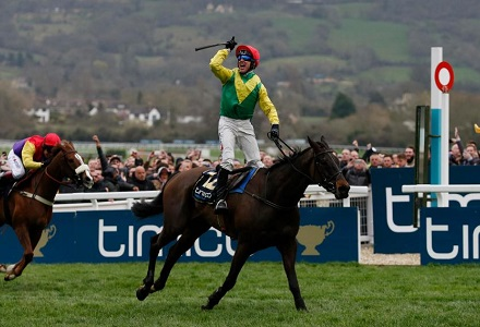 John cuts Gold Cup rivals down to size