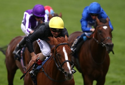 Stradivarius new favourite for St Leger following Goodwood Cup victory
