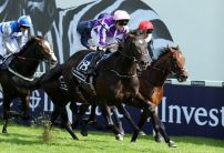 Wings of Eagles wins Epsom Derby