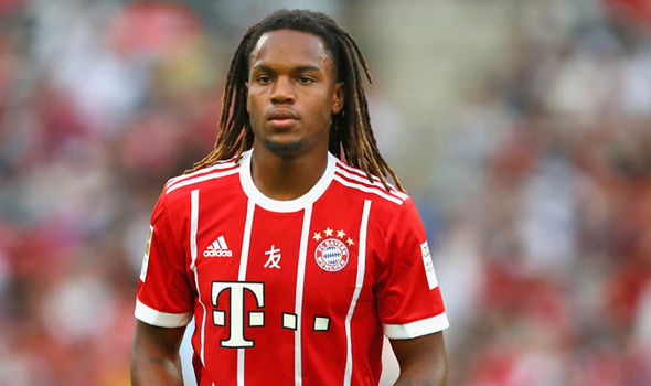 Swansea in ambitious bid for Renato Sanches