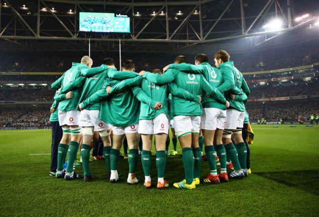 Ireland tipped for World Cup glory after dominant New Zealand victory