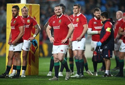 British & Irish Lions suffer embarrassing defeat to Blues