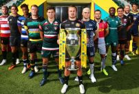 Leicester Tigers heavily backed to win the 2017/18 Rugby Premiership