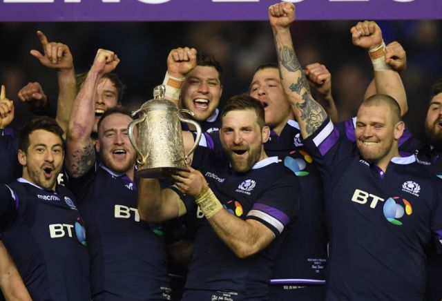 Scotland backed to complete a remarkable Six Nations turnaround