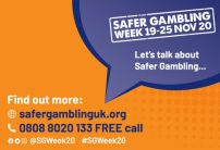 Safer Gambling Week 2020: Let's talk about safer gambling