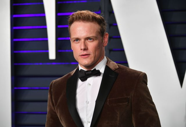 Outlander star Sam Heughan new clear favourite to be named next James Bond