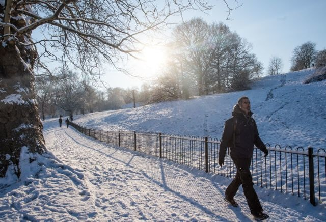 Odds cut on a White Easter in London as Beast from the East sweeps through the UK